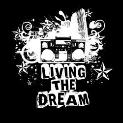 Living the Dream School of Performing Arts logo