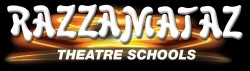 Razzamataz Performing Arts School York, North Yorkshire logo