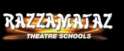 Razzamataz Performing Arts School Weymouth  logo
