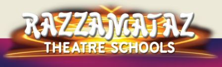 Razzamataz Performing Arts School in Hampstead near Primrose Hill NW1 NW3 logo