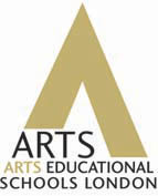 Arts Educational Dancing and Drama Schools Chiswick London W4 logo