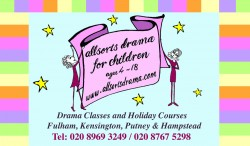 Allsorts School London SW1, NW3, W11, SW15, Children Classes and Agency logo