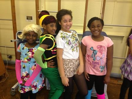Performing arts in Romford for kids