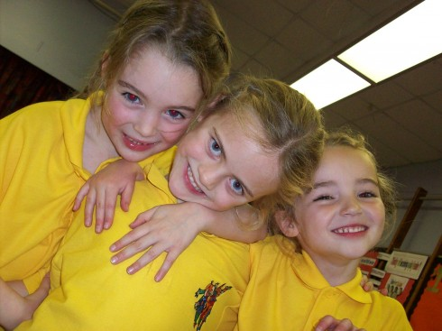 Children at Stageability in Wokingham near Reading