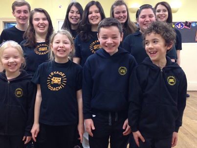 Acting-Dance-Singing classes in Huddersfield