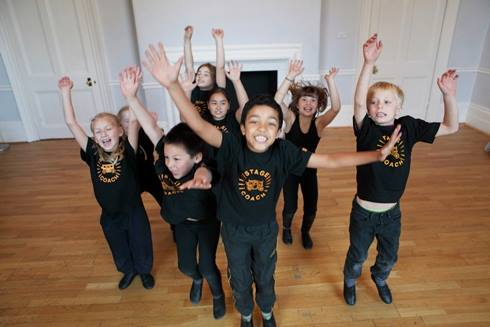 Dancing for kids in Altrincham