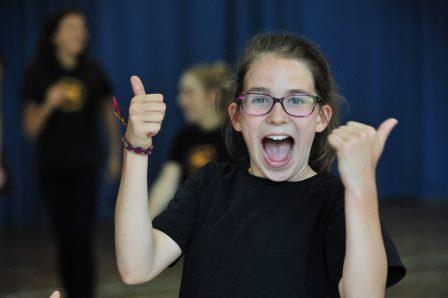 Acting classes for kids in Melksham