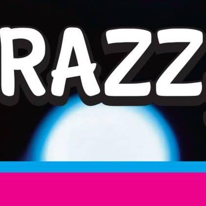 Razzamataz Theatre Schools Cambridge logo