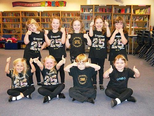 Acting-Singing-Dancing for kids in Ormskirk