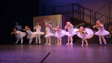 Stagecoach performing arts school haverfordwest
