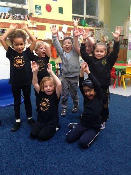 Children DRrama in Huddersfield