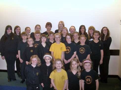Stagecoach Chepstow Stage School