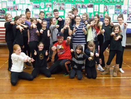 Andover After School Drama club -Saturdays .