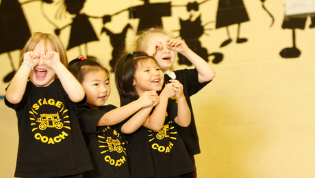 Children's drama classes