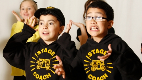 Bristol East Drama Classes with Stagecoach