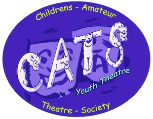 CATS YOUTH THEATRE BOLTON logo