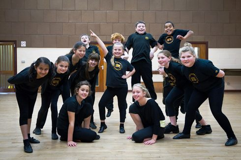 Drama, dance and singing classes in Bolton