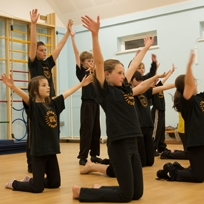 Lincoln and Waddington Stage school