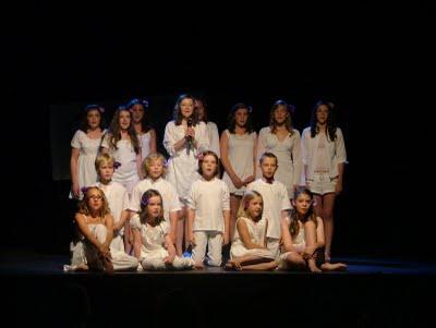 Children Stage School