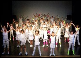 Altrincham Dance and Performing Arts School near Hale Sale Trafford