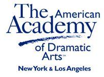 The American Academy of Dramatic Arts New York logo