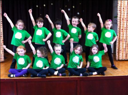 Acting, singing & Dancing lessons for children from 4 years in Amersham