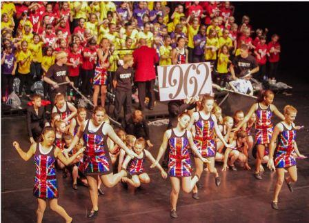 Theatretrain Bexley in Sidcup Annual Show