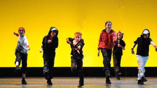 Yarm Stockton Dance Class for Boys
