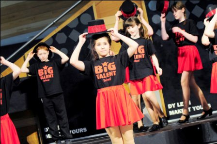 Bridgend Drama School Kids Show