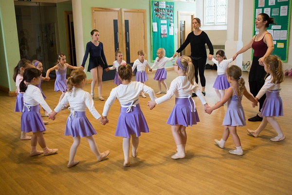 Dance classes for children in Twickenham