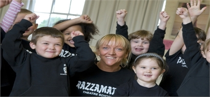 Carlisle Dancing and Drama School Razzamataz
