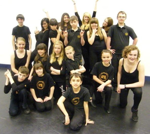 Stage school in chichester
