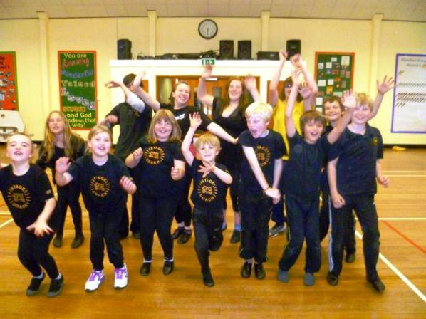 Stagecoach Chippenham Theatre School
