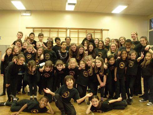 Chiswick Stage School in London W4