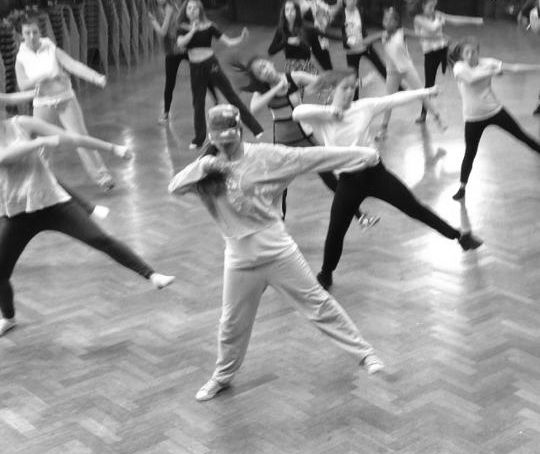 Commitment is key in the Performing Arts