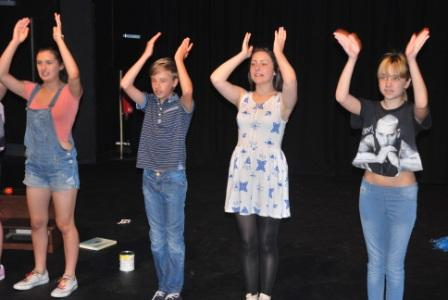 Salford Arts Theatre's young performers company