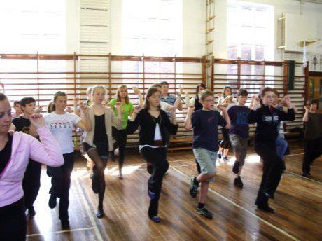 Dorchester Stagecoach Dance Class