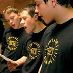 Boys and Girls singing Classes in Worcester