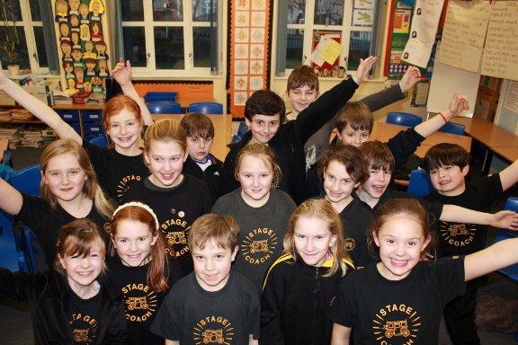 Stagecoach Dorchester Theatre School
