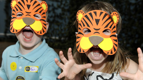 Themed children's parties in Chippenham