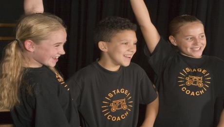 Kettering Drama School Stagecoach