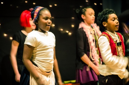 Dancing, singing and drama in Tower Hamlets