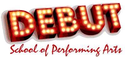 Debut School of Performing Arts logo