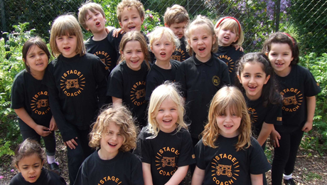 Children's weekend classes at Malton Stagecoach