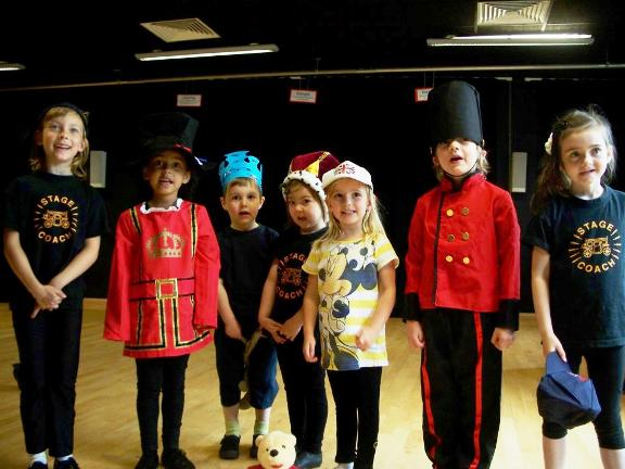 Drama Class Kids in Marlborough and Hungerford