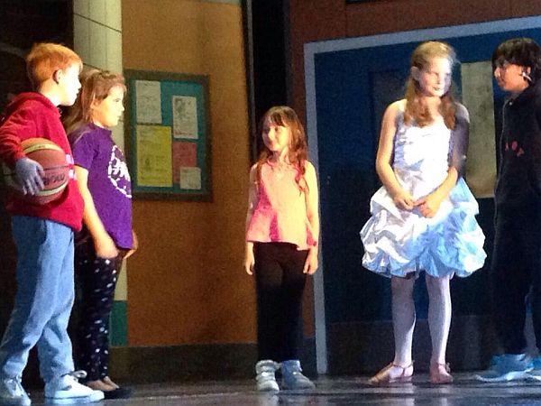 Children's drama classes Loughton