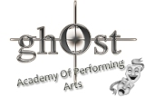 Ghost academy of Performing Arts East Midlands Training Centre Mansfield Nottinghamshire logo