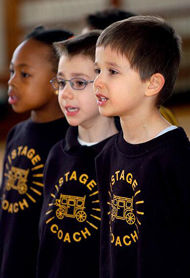 Hackney Stagecoach Childrens Classes
