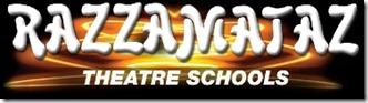 Razzamataz Theatre Schools Rickmansworth-Hertforshire  logo