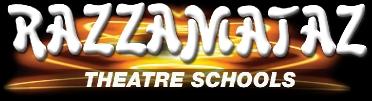 Razzamataz Theatre Schools Sheffield logo